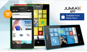 Download Jumia App and Win A Window Phone